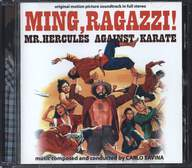 Carlo Savina: Ming,Ragazzi! Mr.Hercules Against Karate (Original Motion Picture Soundtrack In Full Stereo)