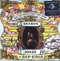 Sharon Jones & The Dap-Kings: Give The People What They Want