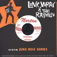 Link Wray And His Ray Men: Deuces Wild / The Sweeper