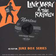 Link Wray And His Ray Men: Good Rockin' Tonight / Soul Train