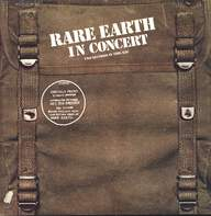 Rare Earth: Rare Earth In Concert