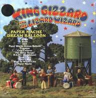 King Gizzard And The Lizard Wizard: Paper Mâché Dream Balloon