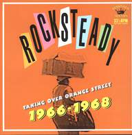 Various: Rocksteady  Taking Over Orange Street 1966-1968