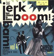 Various: The Jerk Boom! Bam! Vol. 4 Girls Round 2