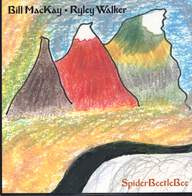 Bill MacKay / Ryley Walker: SpiderBeetleBee