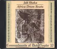 Jah Shaka: Africa Drum Beats - Commandments Of Dub 10