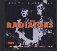 Radiators From Space: Alive-Alive-O!