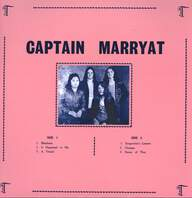 Captain Marryat: Captain Marryat