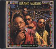 Brand Nubian: One For All