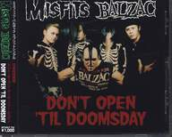 Misfits/Balzac: Don't Open 'Til Doomsday