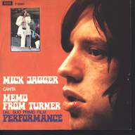 Mick Jagger: Memo From Turner