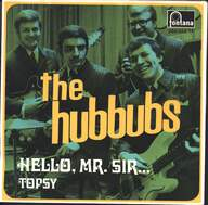 The Hubbubs: Hello, Mr. Sir... / Topsy