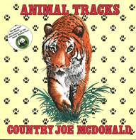 Country Joe McDonald: Animal Tracks