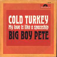Big Boy Pete: Cold Turkey