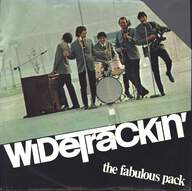 The Fabulous Pack: Wide Trackin'