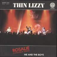Thin Lizzy: Rosalie (Cowgirls' Song) / Me And The Boys