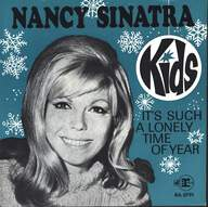 Nancy Sinatra: It's Such A Lonely Time Of Year