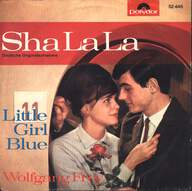 Wolfgang Frey: ShaLaLa / Little Girl Blue