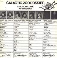 Arthur Brown's Kingdom Come: Galactic Zoo Dossier