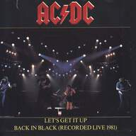 AC/DC: Let's Get It Up / Back In Black (Recorded Live 1981)