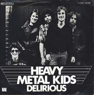 Heavy Metal Kids: Delirious