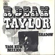 R. Dean Taylor: Taos New Mexico / Shadow