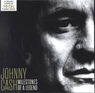 Johnny Cash: Milestones of a legend