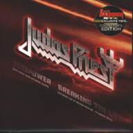 Judas Priest: Firepower / Breaking The Law