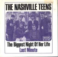The Nashville Teens: The Biggest Night Of Her Life / Last Minute