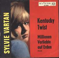 Sylvie Vartan: Kentucky Twist