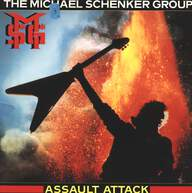 The Michael Schenker Group: Assault Attack