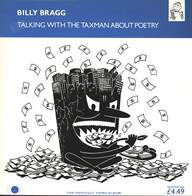 Billy Bragg: Talking With The Taxman About Poetry