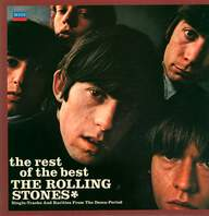 The Rolling Stones: The Rolling Stones Story - Part 2 (The Rest Of The Best - Single-Tracks And Rarities From The Decca-Period)