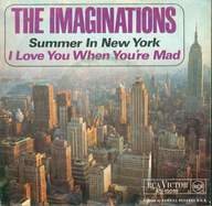 The Imaginations: Summer In New York / Love You When You're Mad