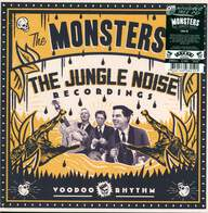 The Monsters (3): The Jungle Noise Recordings