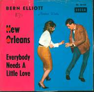 Bern Elliott / The Fenmen: New Orleans