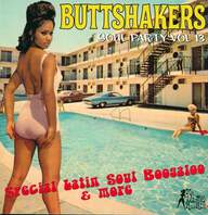Various: Buttshakers Soul Party Vol 13