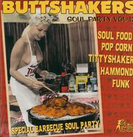 Various: Buttshakers Soul Party Vol 12 - Special Barbecue Soul Party