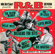 Various: Mr. Hot Shot - The R&B Review Vol.4