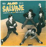 Various: Algo Salvaje (Untamed 60s Beat And Garage Nuggets From Spain Vol.2)