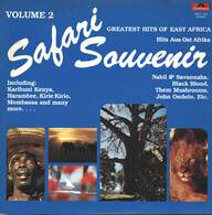 Various: Safari Souvenir Volume 2 - Greatest Hits Of East Africa - Hits Aus Ost Afrika