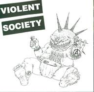 Violent Society / The Boils: Violent Society / Tradition Ends...