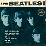 The Beatles: Ella Te Ama