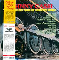 Johnny Cash: The Rough Cut King Of Country Music