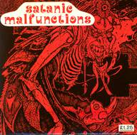 Satanic Malfunctions: I've Just Had About All I Can Take Ep