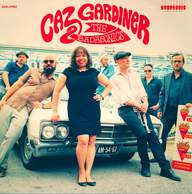 Caz Gardiner / The Badasonics: Caz Gardiner & The Badasonics