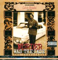 Various: Murder Was The Case (The Soundtrack)