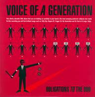 Voice Of A Generation: Obligations To The Odd