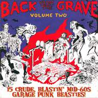 Various: Back From The Grave Volume 2