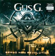 Gus G.: Brand New Revolution